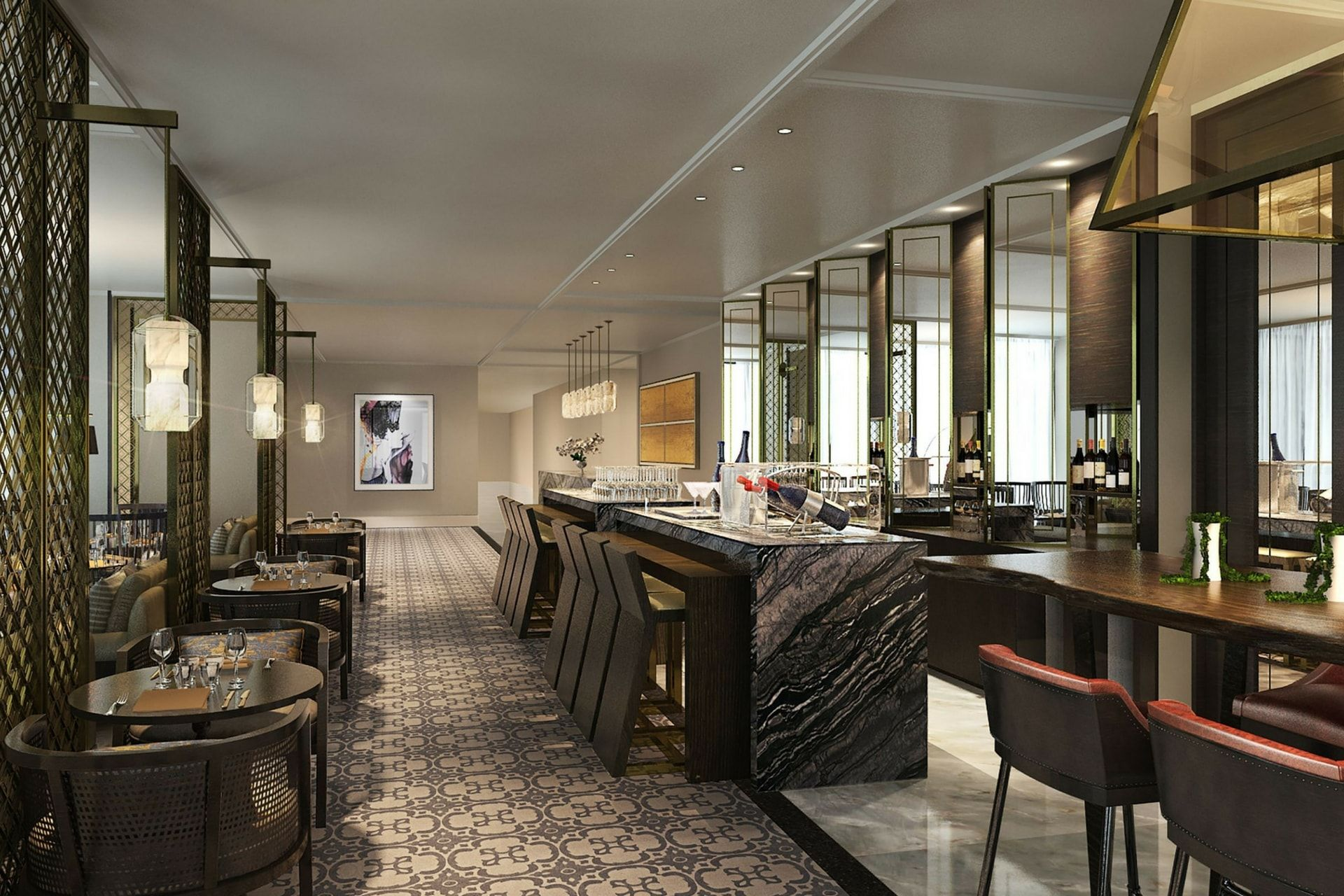 Hotel Dining Asia Restaurants Amp Bars At Park Hotel Group